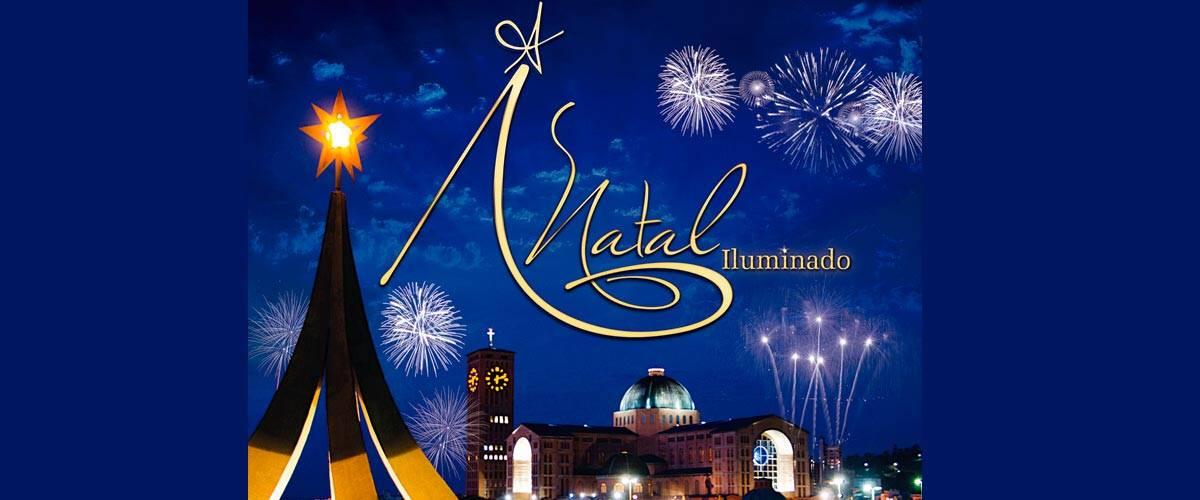 Santuário nacional inaugura Natal iluminado