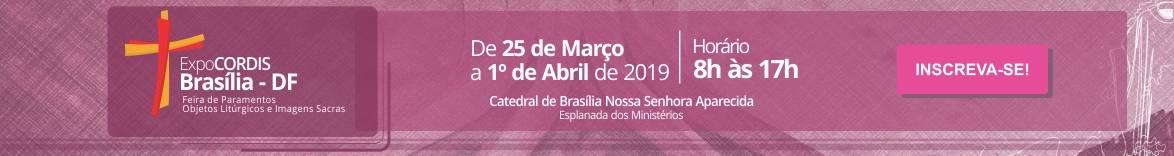 Expo CORDIS Brasília 2019