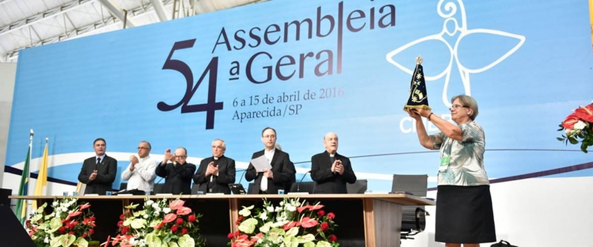 'Iniciação Cristã' é o tema central da 55ª Assembleia Geral da CNBB