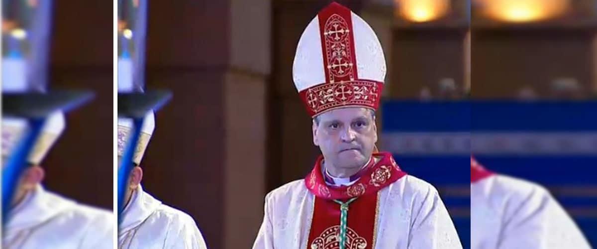 Dom Otacílio Ferreira Lacerda é ordenado bispo da Arquidiocese de BH