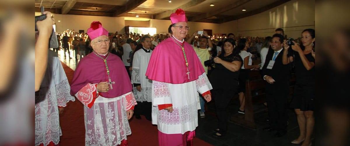 Dom Edilson Nobre é ordenado bispo para a Diocese de Oeiras (PI)
