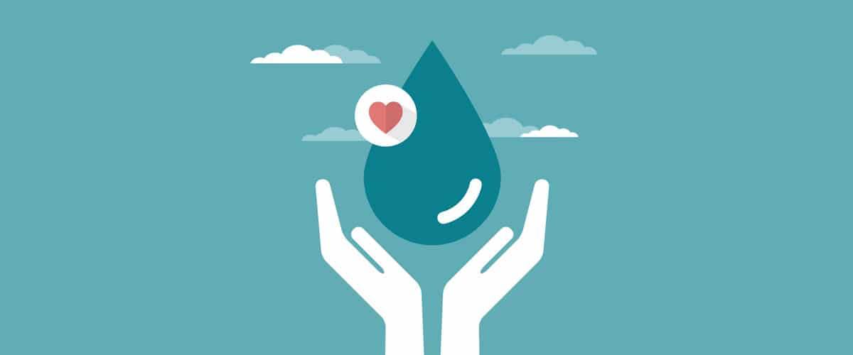 Papa no Dia Mundial da Água: tutelar um bem de todos