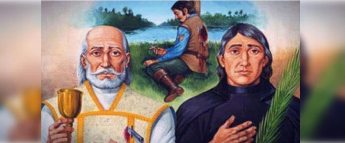 Protomártires do Brasil serão canonizados em 15 de outubro proximo
