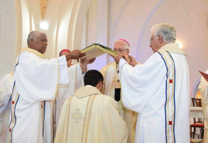 Monsenhor Geovane Luís da Silva é Ordenado Bispo