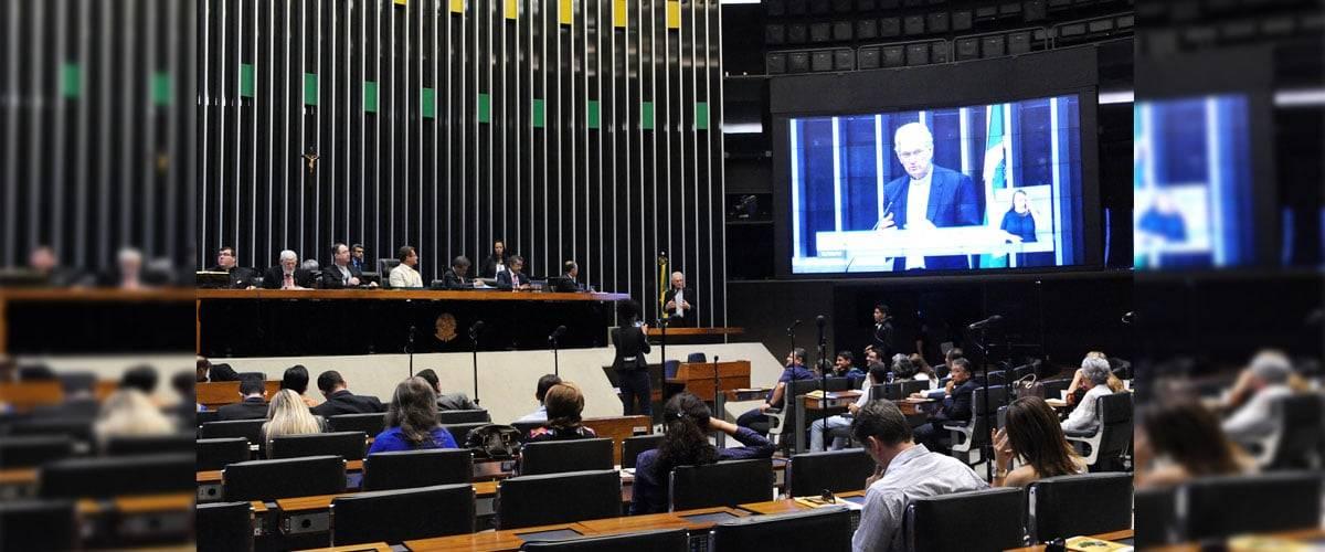 Câmara dos Deputados presta homenagem a Campanha da Fraternidade 2017