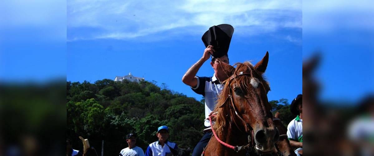 Festa da Penha: Romaria dos Cavaleiros