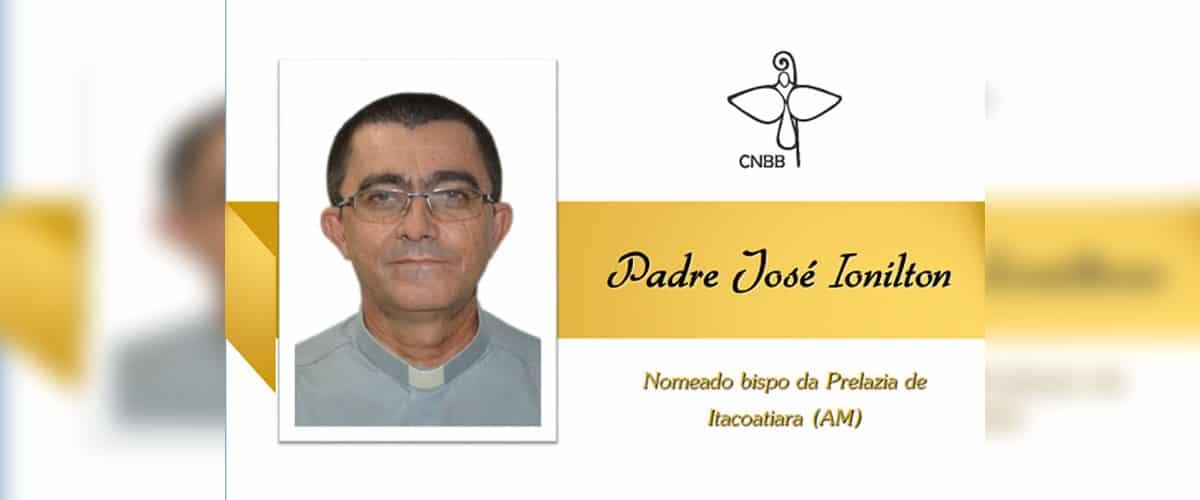 Novo bispo para a prelazia de Itacoatiara (AM)