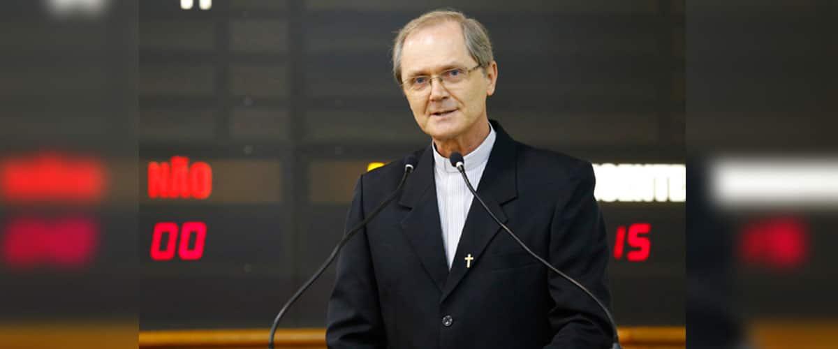 Nomeado bispo coadjutor da diocese de Campo Mourão (PR)