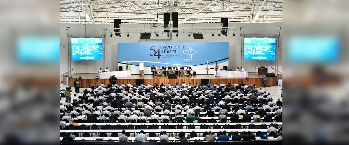 Começa amanhã a 55ª Assembleia Geral da CNBB