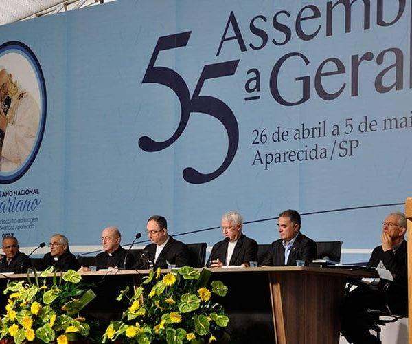 #55AGCNBB: Confira a programação do terceiro dia da assembleia dos bispos