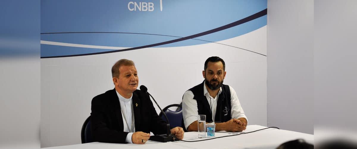 """#55AGCNBB: Dom Mário """"Hoje as políticas públicas nem sempre contemplam as necessidades dos cidadões"""""""