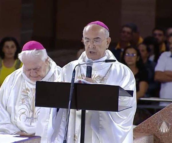 #55AGCNBB: Celebração no Santuário Nacional em intenção a vida e ao trabalho dos bispos eméritos