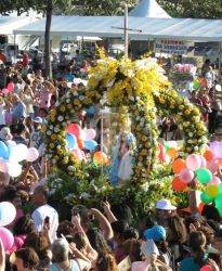 Virgem da Penha, minha alegria, Senhora nossa, Ave Maria!