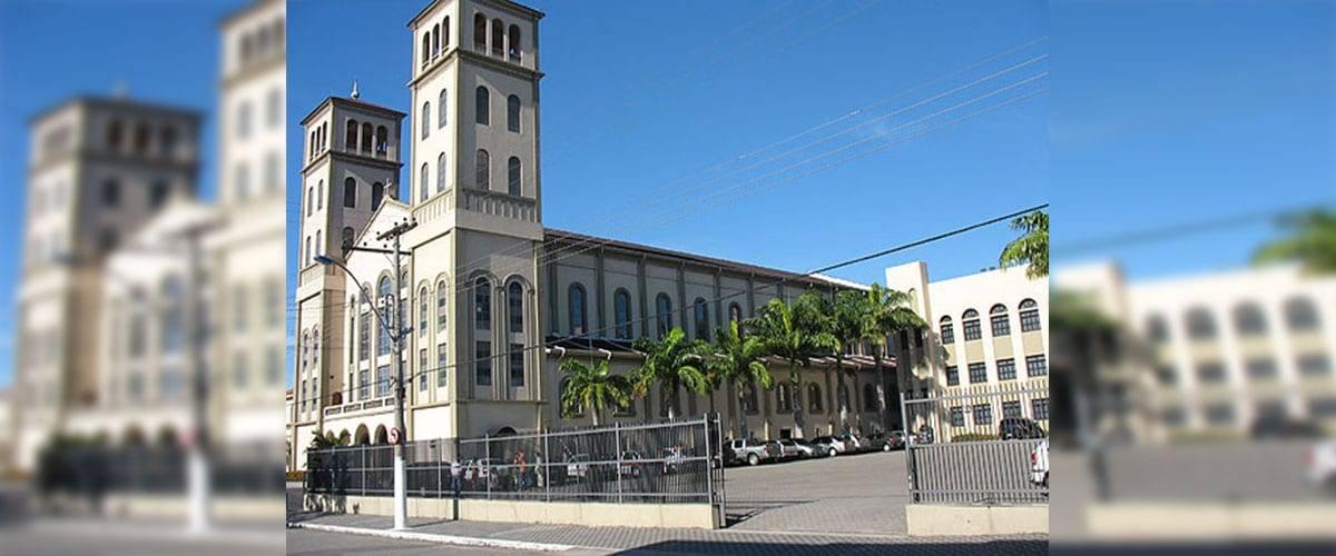 Santuário de Vila Velha no ES celebra Jubileu de Ouro