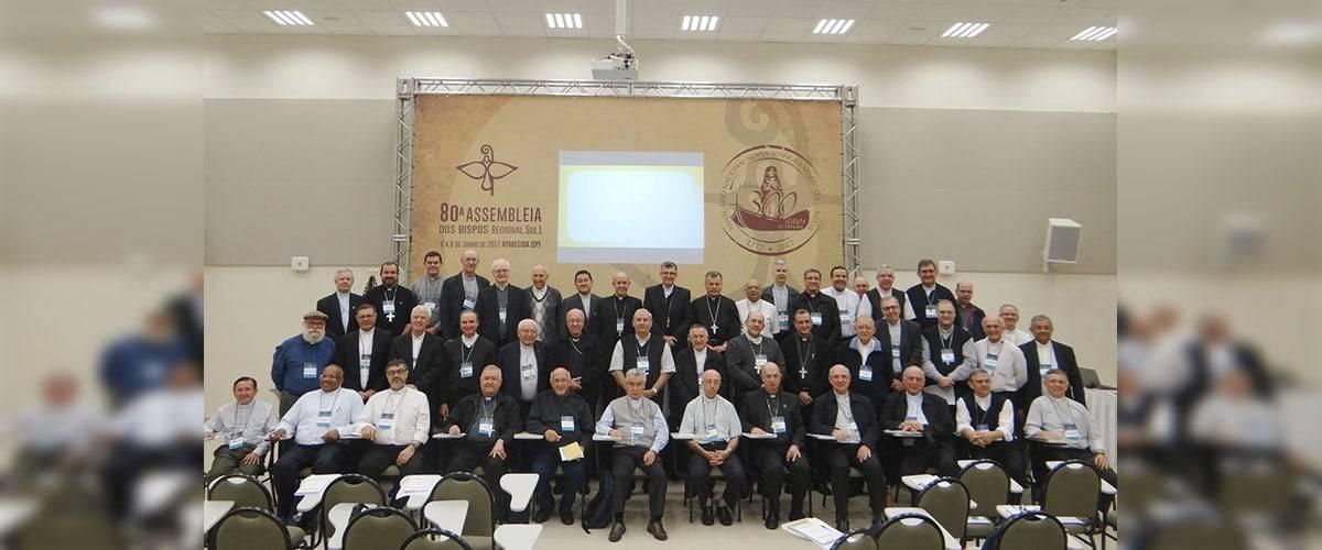 Bispos de São Paulo realizam Assembleia Ordinária do Regional Sul 1