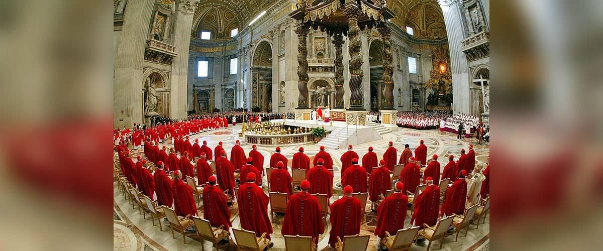 Papa realiza Consistório para criação de 5 novos cardeais