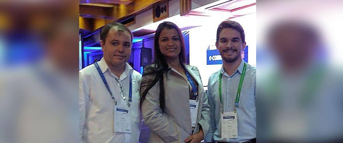 Equipe CORDIS participa da conferência e-commerce Brasil em Vitória