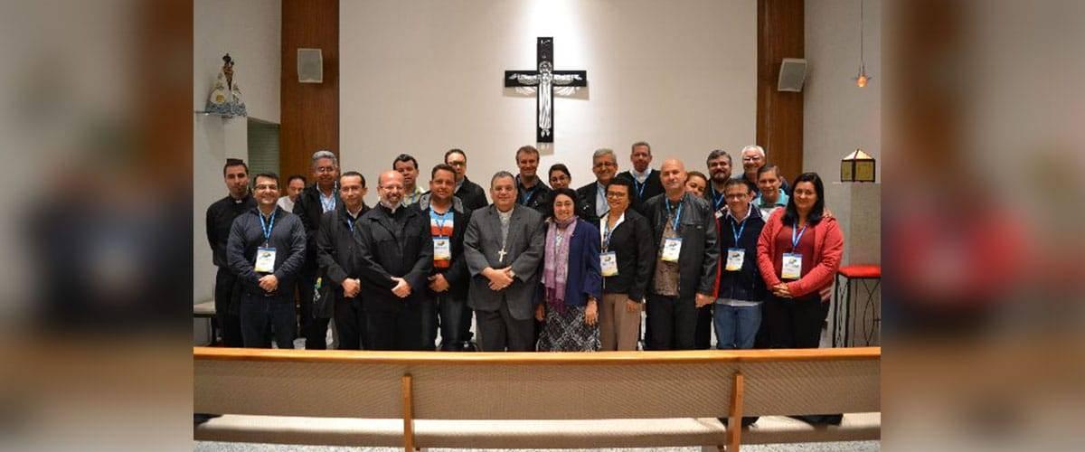 Subsecretários regionais da CNBB visitam à Cracolândia no RJ