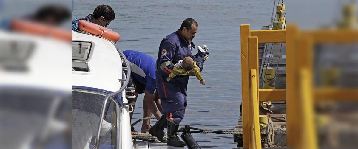Nunciatura Apostólica no Brasil envia nota sobre o naufrágio na Baia de todos os Santos