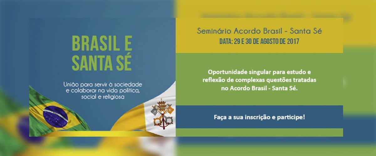 CORDIS presente no Seminário Acordo Brasil Santa Fé