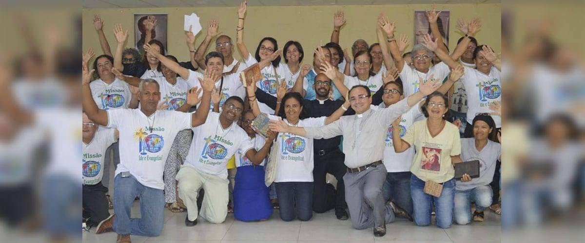 Semana Missionária mobiliza Arquidiocese de Olinda e Recife