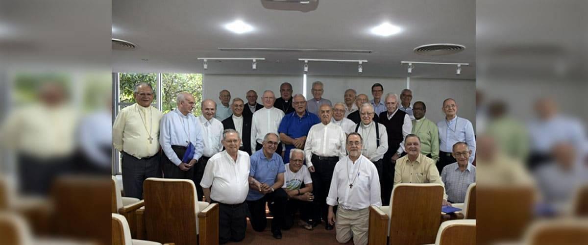 Bispos eméritos se encontram no Rio em seu 4º Encontro Nacional