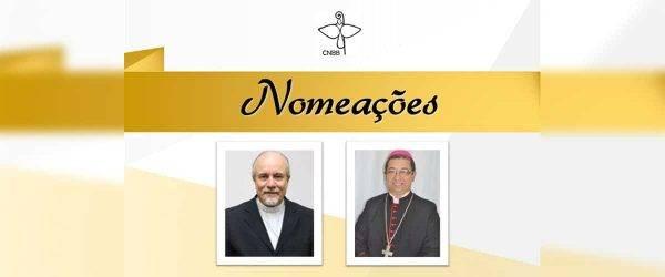 Papa Francisco nomeia bispos para as dioceses de Sete Lagoas/MG e Prelazia de Borba/AM