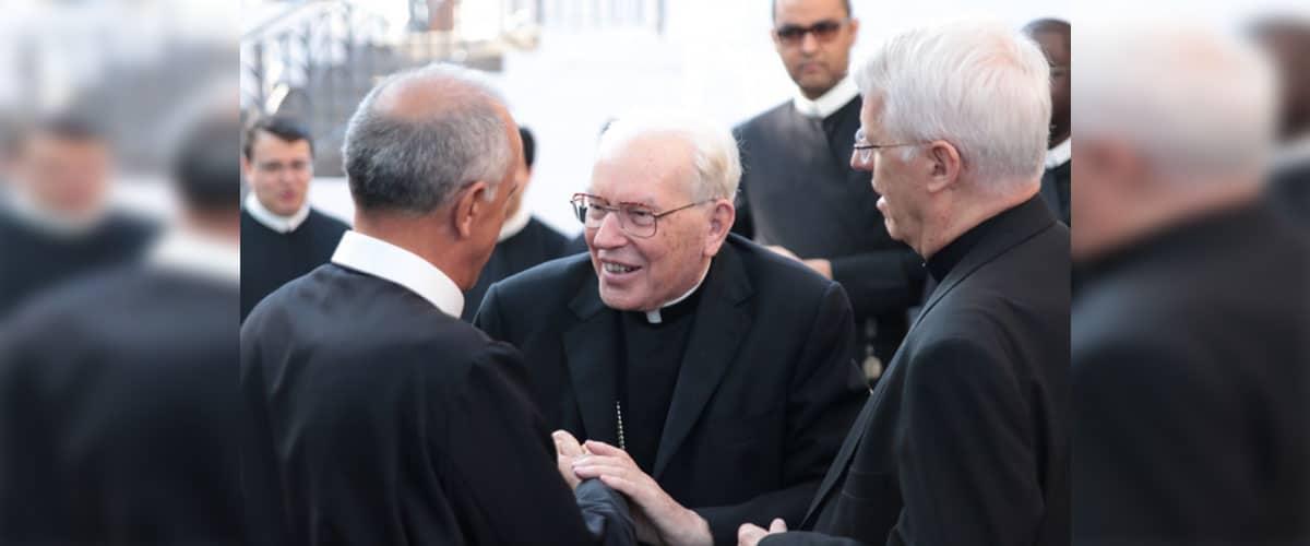 Representante do Papa chega a Aparecida para comemorações dos 300 anos