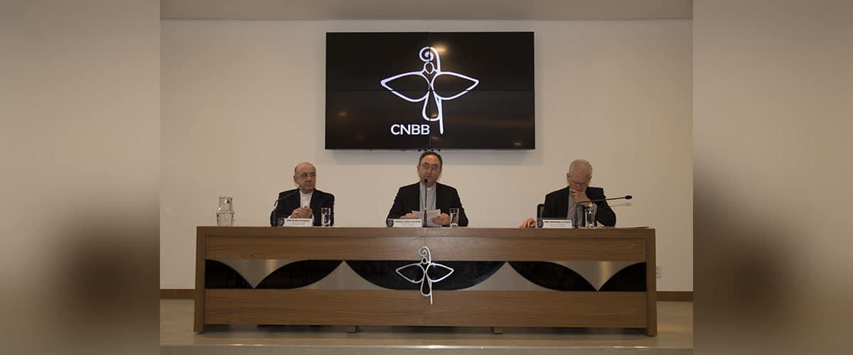CNBB divulga nota sobre o atual momento político no Brasil