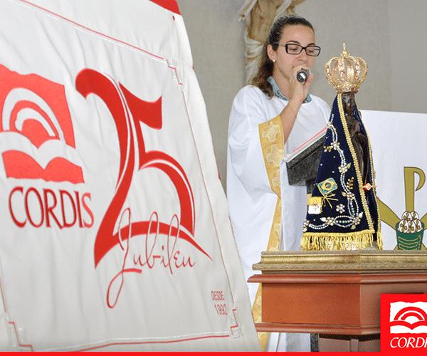 Santa Missa em Ação de Graças pelos 25 anos do Grupo CORDIS