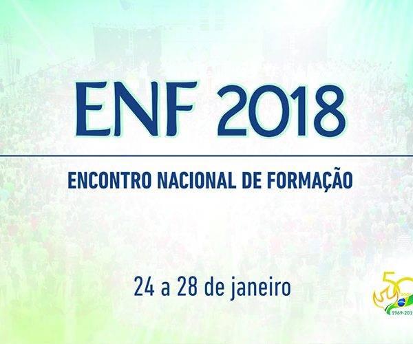 Visite o estande CORDIS no ENF RCC Brasil 2018