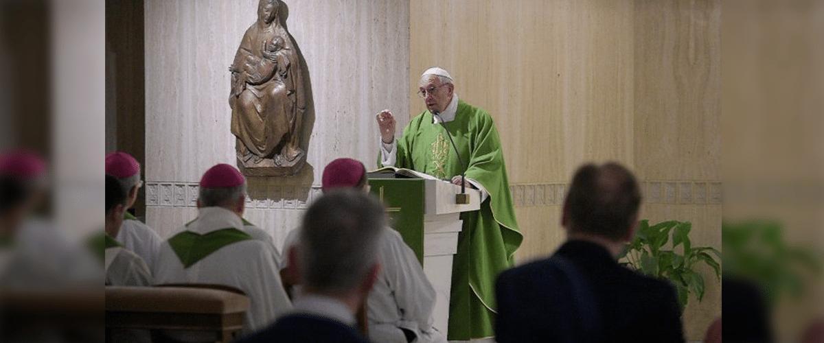 Papa Francisco: os pastores não sejam rígidos, mas ternos e próximos