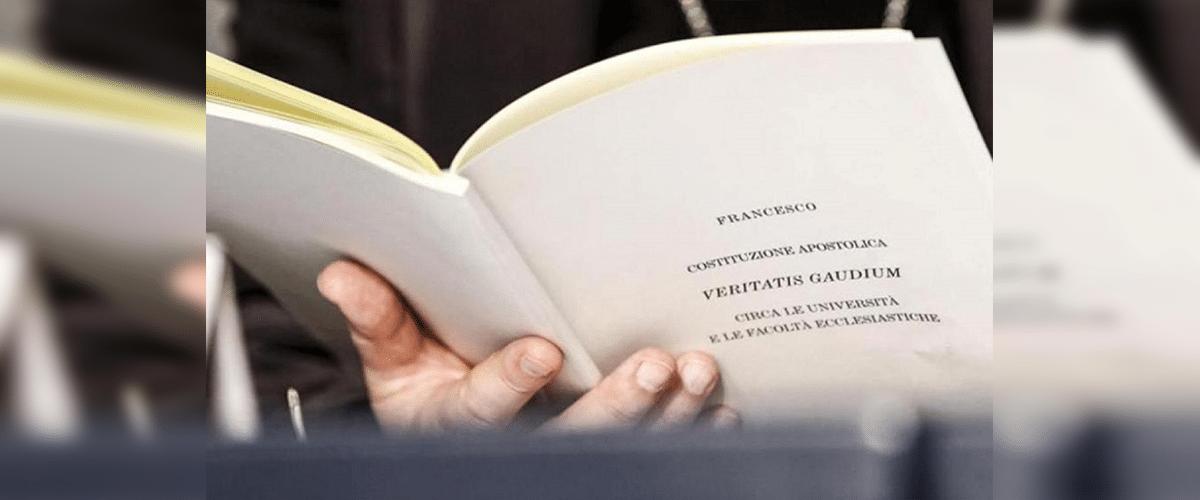 Nova Constituição Apostólica reflete sobre as universidades e faculdades eclesiásticas