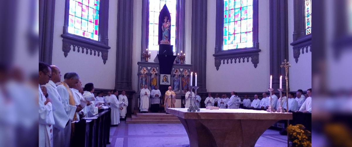 Arquidiocese de Vitória celebra jubileu de 60 anos de elevação