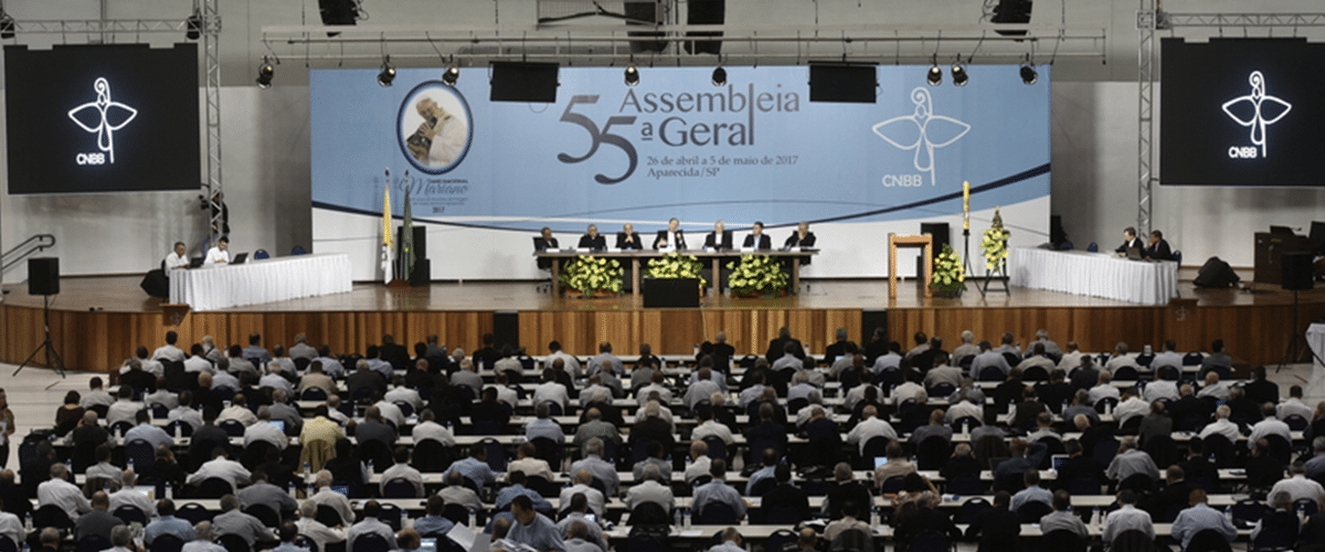 """""""Diretrizes para a Formação de Presbíteros"""" é tema central da 56ª Assembleia Geral da CNBB"""