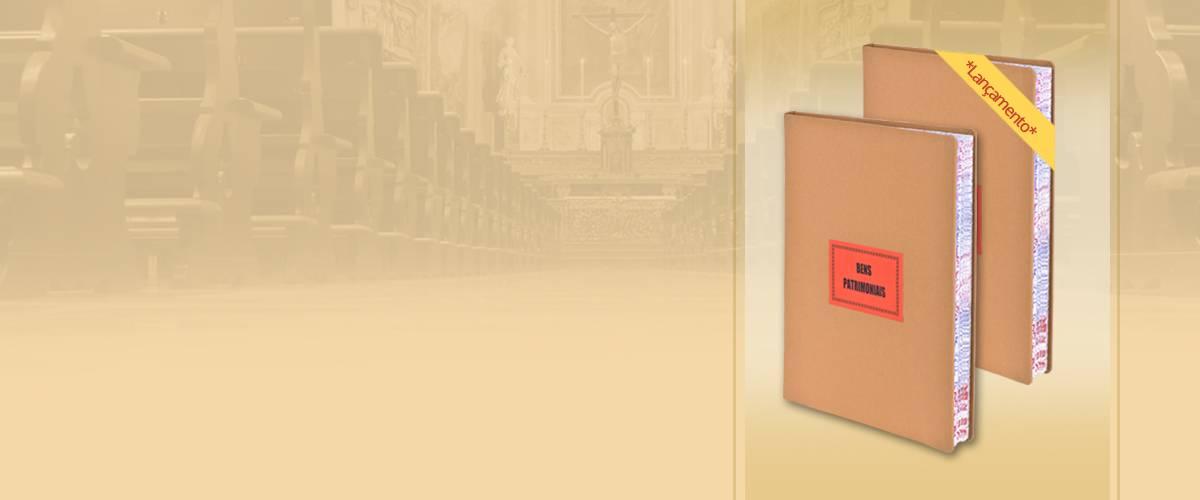 Livro de registro de bens patrimoniais! Transparência e organização