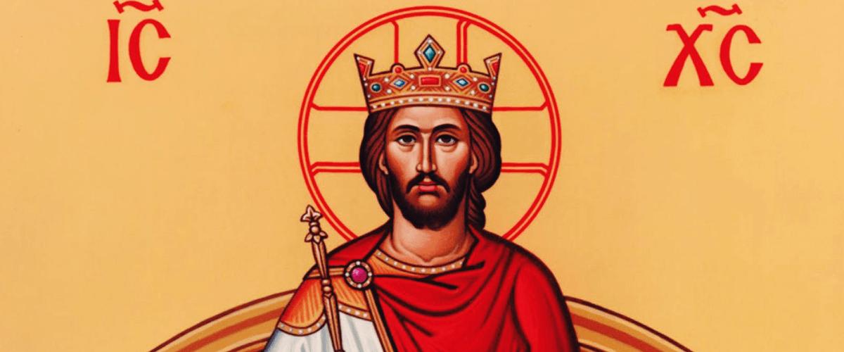 A festa de Cristo Rei