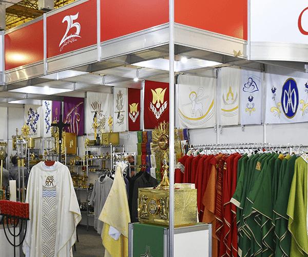 CORDIS marca presença na Expocatólica 2019