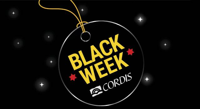 Black Week Cordis